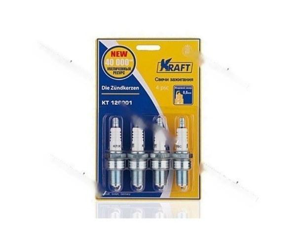 Свечи KRAFT 2101-07 KT126001 126001