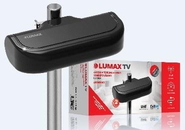 Антенна LUMAX DA1502A антенна эфирная, активная/универсальная, активная