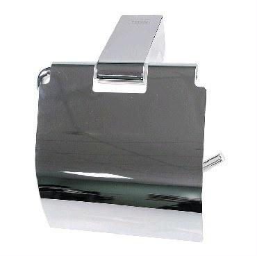 Держатель для туалетной бумаги TITAN 77003 Держатель туалетной бумаги с экраном (2)