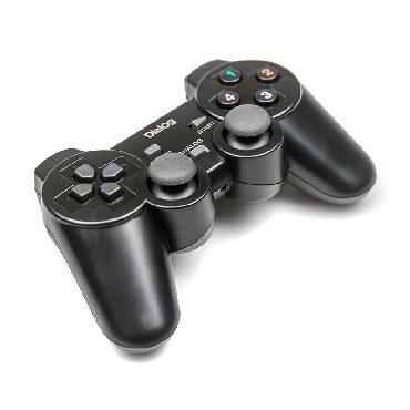Геймпад DIALOG GP-A11RF Action - RF 2.4G, вибрация, 12 кнопок, USB, черный