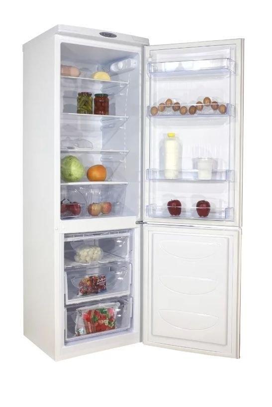 Холодильник DON R-291 B белый 326л