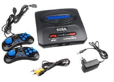 игровая консоль MAGISTR Sega magistr drive - 2 - [160 игр]