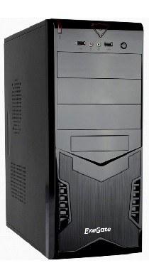 Корпус EXEGATE CP-601 (CP350W, 80MM, ATX, 2*USB, AUDIO)