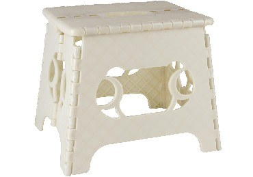 Мебель из пластика ROSENBERG RPL-790001-Beige табурет складной