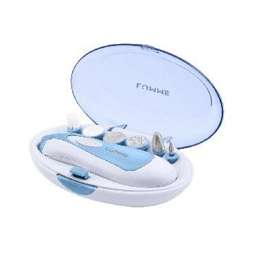 Набор для маникюра-педикюра LUMME LU-2405 синий сапфир