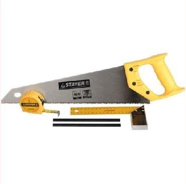 Набор инструментов STAYER 15084-H5 STANDART для столярных работ