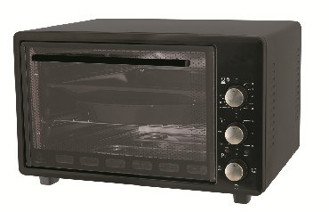 Печь электрическая BRAVO FO-36BL 36 л. черная