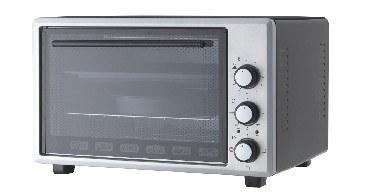 Печь электрическая BRAVO FO-36SBL 36 л. серебристо-черная