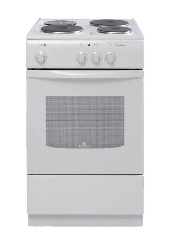 Плита электрическая DE LUXE 5003.17Э (998920) без крышки
