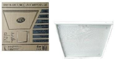 Потолочный светильник REV (28966 1) LED панель LP Slim 36W 6500K универсальный