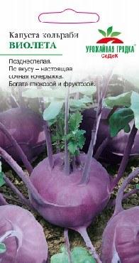 Семена СЕДЕК капуста Виолета (КОЛЬ) УГ ц/п (10)