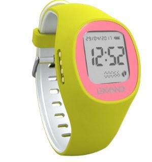 Смарт-часы LEXAND Kids Radar желтые