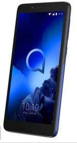 Смартфон ALCATEL OT5003D 1C DUOS BLUE