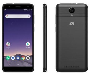 Смартфоны ARK BENEFIT M9 черный (2 SIM)