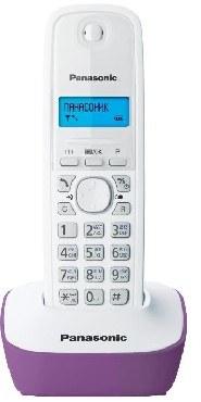 Телефоны цифровые PANASONIC KX-TG1611RUF