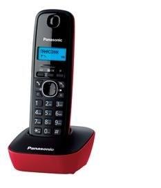 Телефоны цифровые PANASONIC KX-TG1611RUR