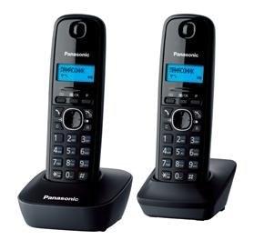 Телефоны цифровые PANASONIC KX-TG1612RUH