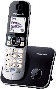 Телефоны цифровые PANASONIC KX-TG6811RUB