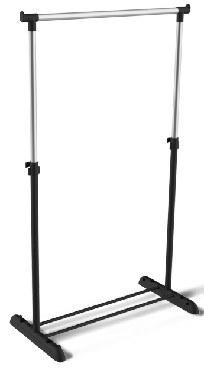 Вешалка SHEFFILTON SHT-WR4340 черный/черный муар/хром лак