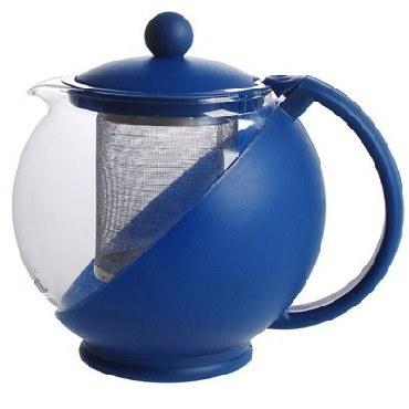 заварочные чайники IRIT KTZ-075-003 0,75л (синий)