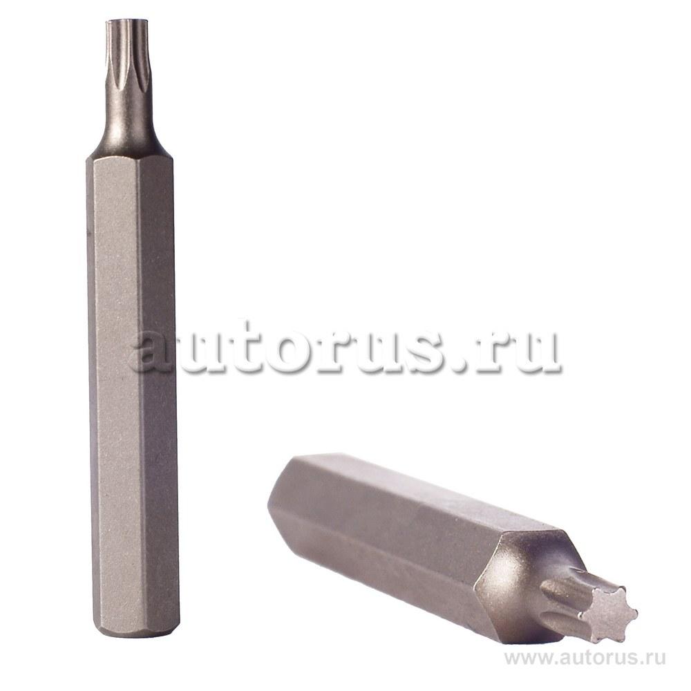 Бита TORX Т40 L 75мм 1/2DR FORCE 1767540