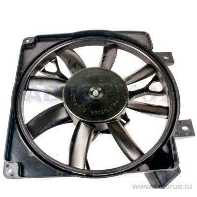 Электровентилятор охлаждения радиатора ВАЗ 1118,2123 в сборе LADA 11180-1300025-11