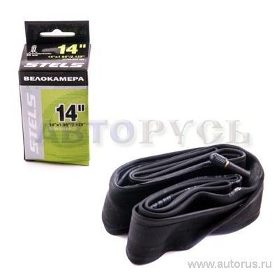 Камера для велосипеда 14x1,95/2,125 автовентиль коробка CHAO YANG 650008