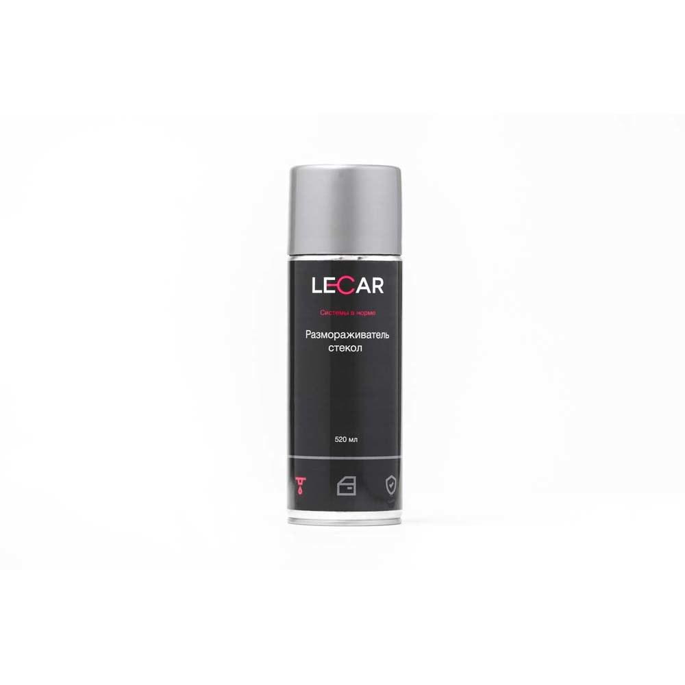 Размораживатель стекол 520 мл. (аэрозоль) LECAR LECAR000010511