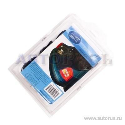 Сетка для ниш в багажник автомобиля 55x25 см. черная Comfort Address Set 008