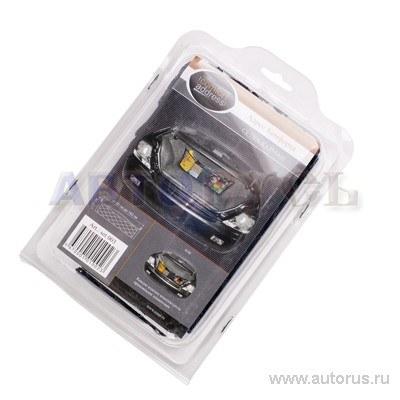 Сетка-карман в багажник автомобиля 90x30 см. черная Comfort Address Set 003