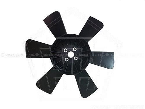 Крыльчатка вентилятора ГАЗ 3302 дв.402,406 (8 лопастей)***