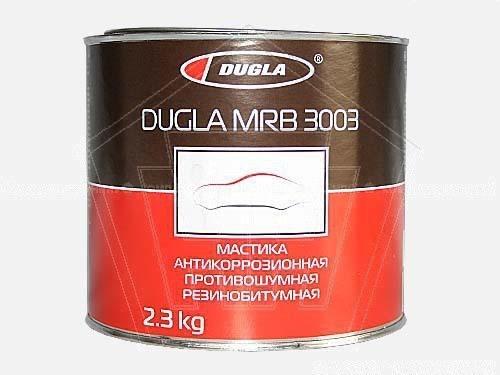 Мастика DUGLA MRB 3003  (антикор.,противошум.,резинобитум.) (2,3 кг) ж/б