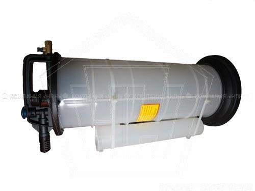 Приспособление для откачки отработан. масла (9л.) пневм/ручной АвтоDело (42055)