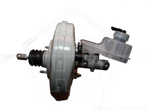 Вакуумный усилитель тормозов ВАЗ 2110, 2111, 2112 в сб. с ГТЦ